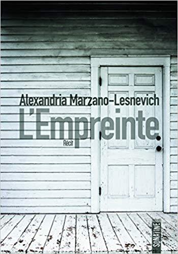 L'empreinte d'Alexandria Marzano-Lesnevich