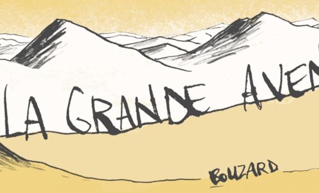 La Grande Aventure de Guillaume Bouzard