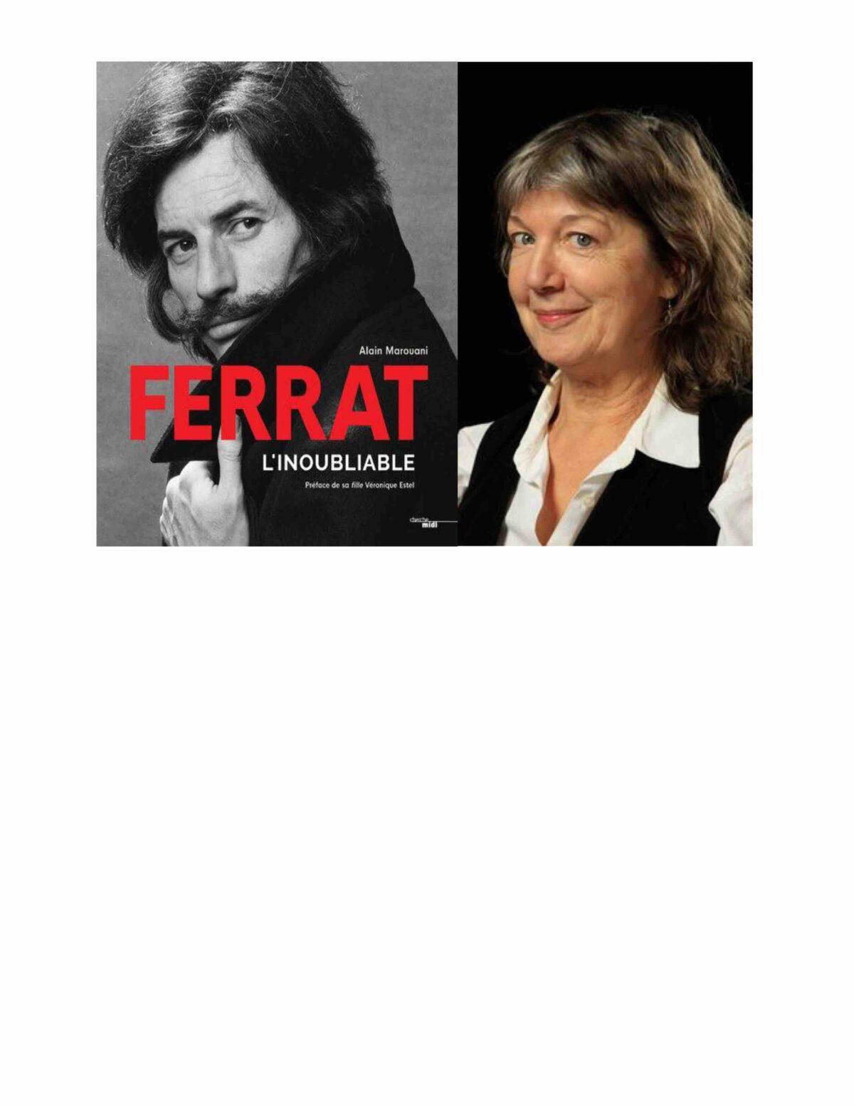 Samedi 14 mars : rencontre dédicace avec Véronique Estel à la librairie du Château.