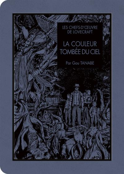 La couleur tombée du ciel d'Howard Phillips Lovecraft , Gou Tanabe