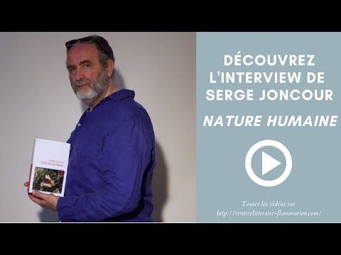 Nature humaine de Serge Joncour
