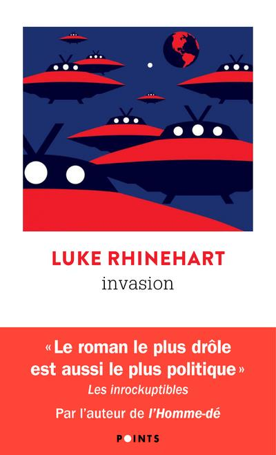 Invasion, Luke Rhinehart,