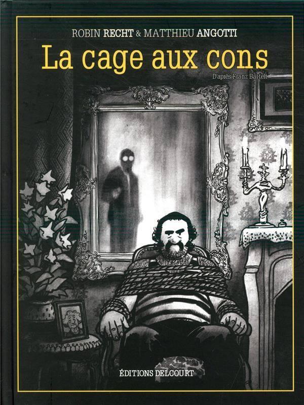 Inspiré du roman de Franz Bartelt, «le jardin du bossu»: